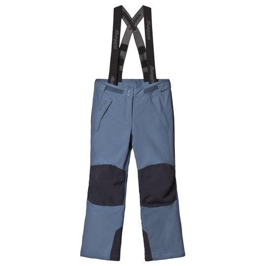 Bergans Navy Hovden Insulated Pants Fogblue/Dark Navy