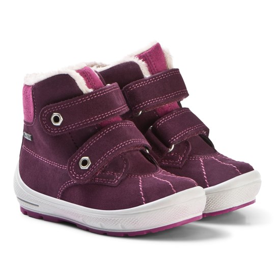 Superfit Lilac Groovy Boots Lilac/Rose