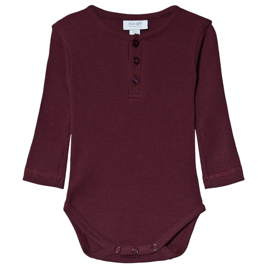 Noa Noa Miniature Baby Body Long Sleeve Port Royale Port Royale