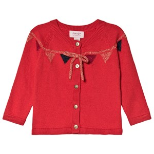 Image of Noa Noa Miniature Ash Rose Baby Cardigan 3M (3125255083)