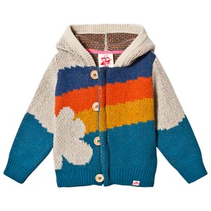 Image of Tootsa MacGinty Colorblock Nii Cardigan 12-18 months (3125309837)