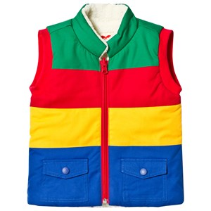 Image of Tootsa MacGinty Jude Padded Gilet Multicolor 18-24 months (3125310367)