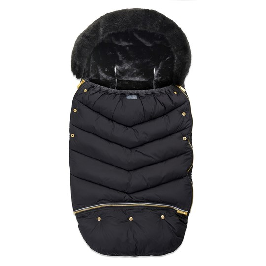 Vinter & Bloom Foot Muff Chic Black Diamond Black Diamond