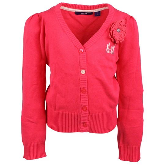 Mexx Kids Girls Sweater Knit Pelican Pink Pink