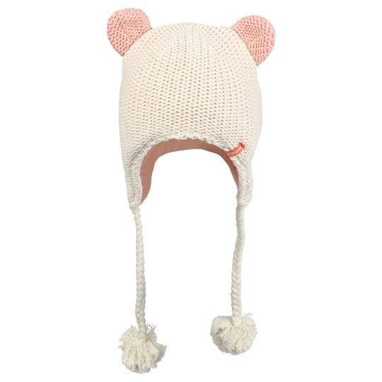 Mexx Mini Girls Hat Flatknit White White