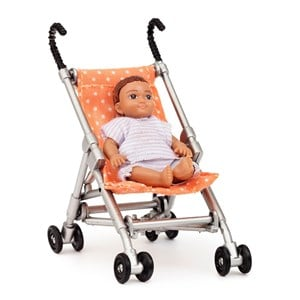 Image of LUNDBY Dolls Stroller and Baby 3+ years (1212436)