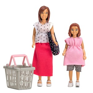 Image of LUNDBY Dolls Shopping Doll Set 3+ years (1212426)