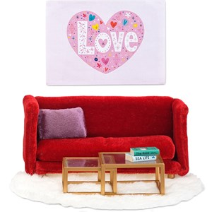Image of LUNDBY Accessories Småland Living Room Set 3+ years (955524)