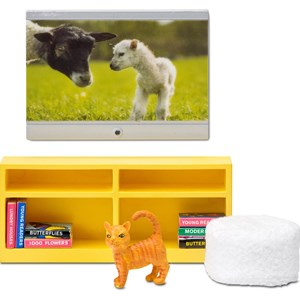 Image of LUNDBY Accessories Småland TV Set 3 - 10 years (955541)