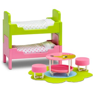 Image of LUNDBY Accessories Småland Children's Room Set 3 - 10 years (955546)