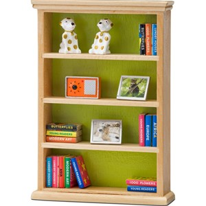 Image of LUNDBY Accessories Småland Bookshelf 3 - 10 years (955557)