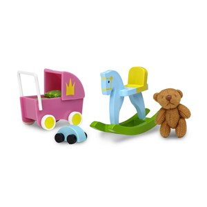 Image of LUNDBY Accessories Småland Toy Set 3 - 10 years (988518)