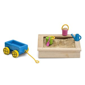 Image of LUNDBY Accessories Småland Sandbox Set 3 - 10 years (955567)