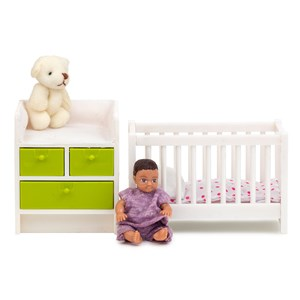Image of LUNDBY Accessories Nursery Set 4 - 7 years (997907)