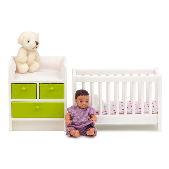 LUNDBY Accessories Nursery Set Multi