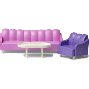 Image of LUNDBY Accessories Basic Living Room Furniture 3 - 11 år (997893)