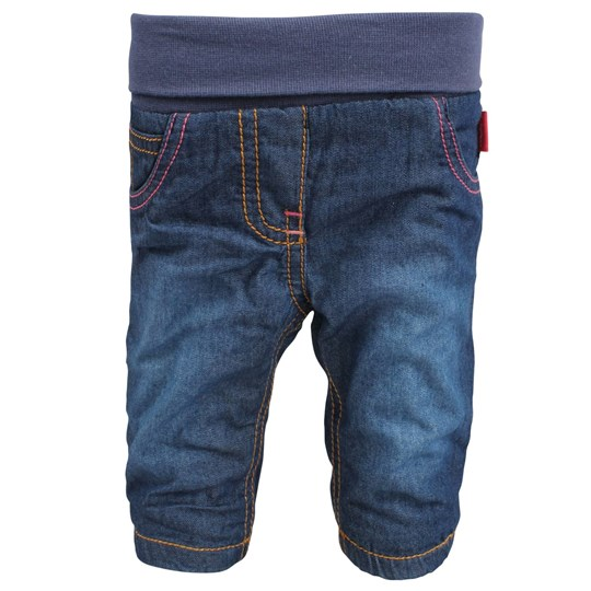 Mexx Baby Girls Pant Denim Blue Blue
