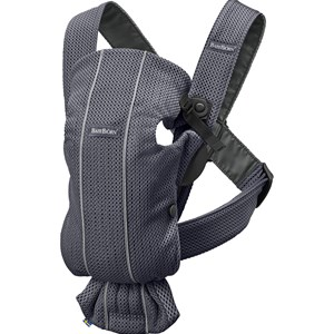 Image of Babybjörn Baby Carrier Mini Anthracite/3D Mesh One Size (1234236)