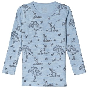 Image of Hust&Claire Abba Top Blue Dawn Melange 68 cm (4-6 mdr) (1170542)