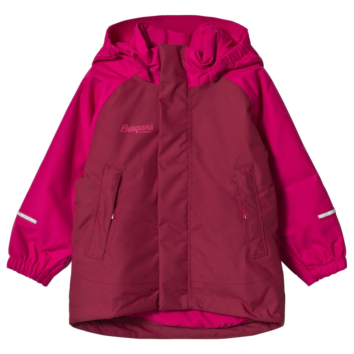 c1d45fed bergans storm insulated jacket jam cerise