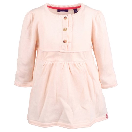 Mexx Mini Girls Dress Sweater Pink Pink