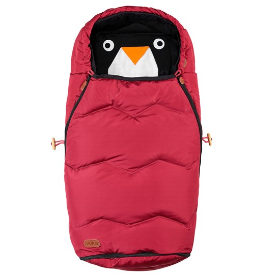 Voksi Urban Footmuff Ruby Red RUBY RED