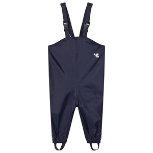 Image of Muddy Puddles Navy Rain Bib Pants 4-5 years (1230612)