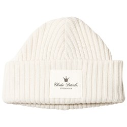 Elodie Wool Hat Vanilla White
