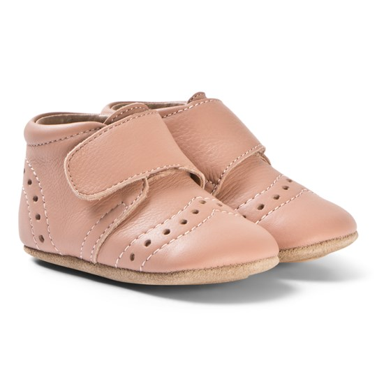 Bisgaard Home Shoes Petit Nude Nude