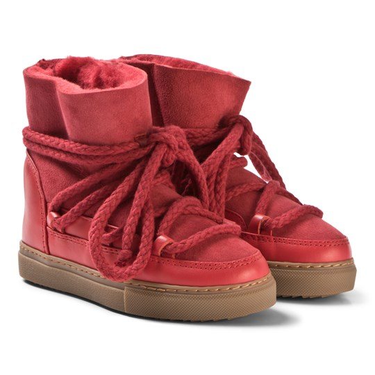 Inuikii Classic Boots Red Red