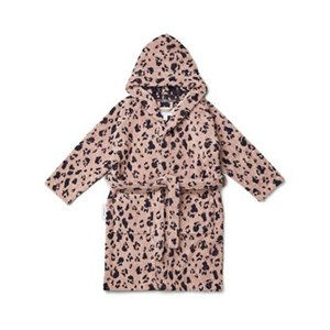 Image of Liewood Loa Bathrobe Leo Rose 3-4 år (3125291545)