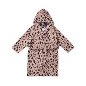 Image of Liewood Loa Bathrobe Leo Rose 1-2 år (3125291543)