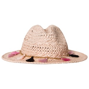 Image of Molo Summer Straw Hat Rose Sand 9-14 år (3125252719)