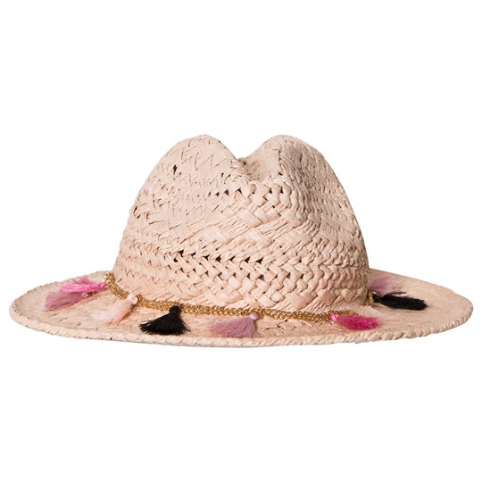 Molo Summer Straw Hat Rose Sand Rose Sand