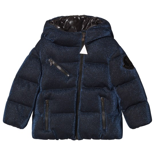 Moncler Taurua Hooded Jacket Navy 72C