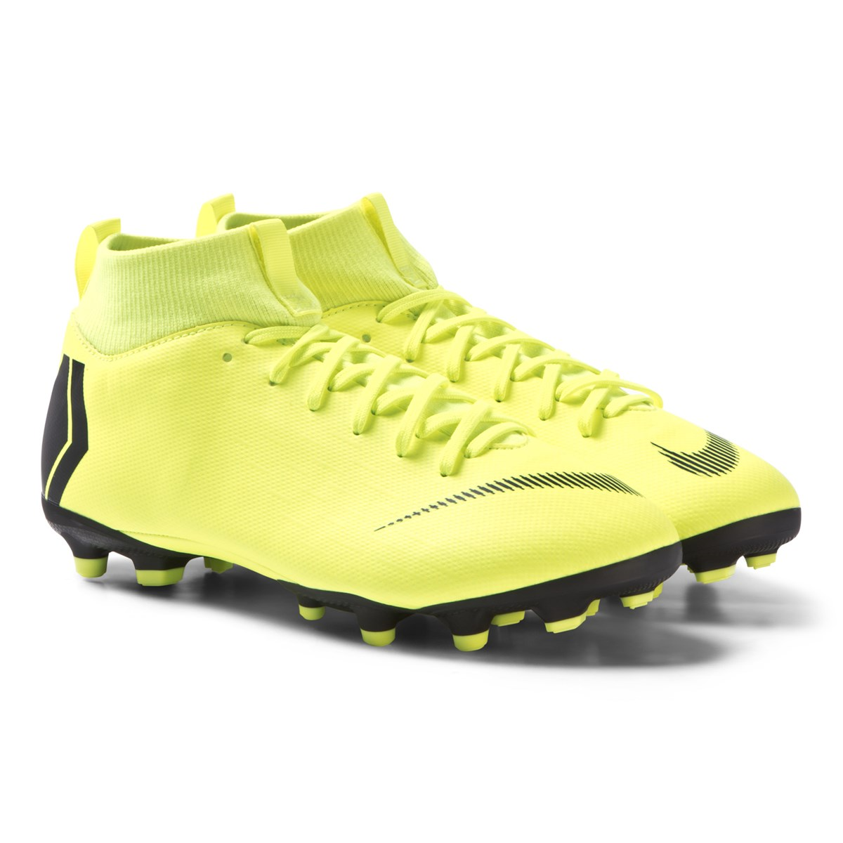 separation shoes dcad6 ef931 NIKE - Yellow Superfly 6 Academy Multi-Ground Soccer Boots - Babyshop.com