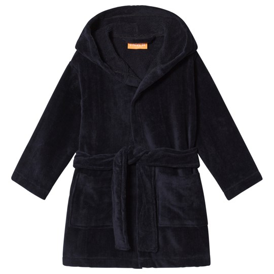 Lindberg Orbaden Bathrobe Navy Navy
