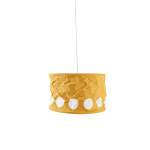 Image of Kids Concept Dot Lampshade Yellow (3125258073)