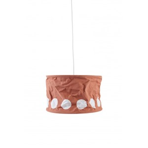 Image of Kids Concept Dot Lampshade Dark Apricot (3125258075)