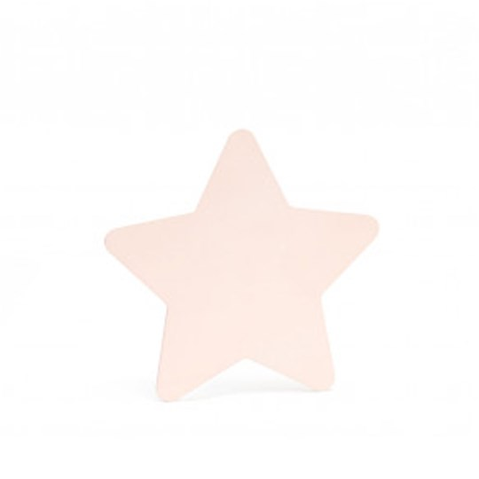 Kids Concept Star Wall Lamp Pink