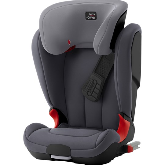 Britax Kidfix XP Black Series Storm Grey 2018 Storm Grey