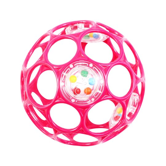 Oball Oball™ Rattle™ Pink Pink