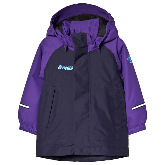 Bergans Storm Jacket Lavender/Navy Purple