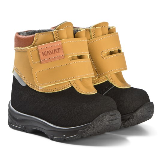 dbcaabe0fba Kavat - Yxhult XC Boots Mustard - Babyshop.com
