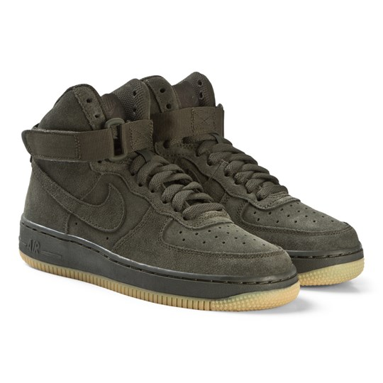 best website 73ee5 e59a7 NIKE Sequoia Air Force 1 High Top Shoes 300