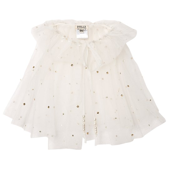 DOLLY by Le Petit Tom Enchanted Cape Off White 白色