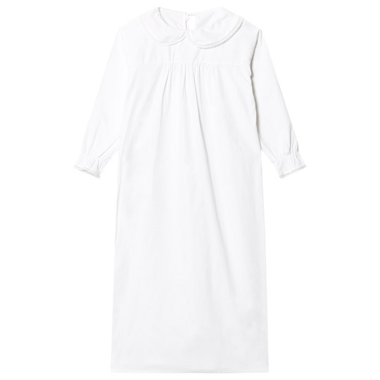 Christmas Kids Lucia Costume White White