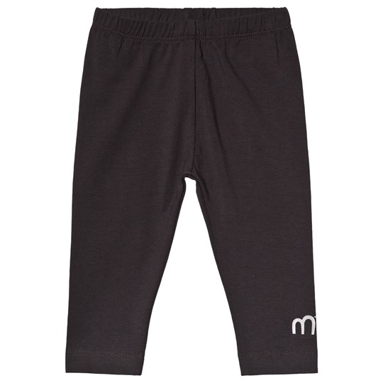 Minymo Basic Leggings Black Black
