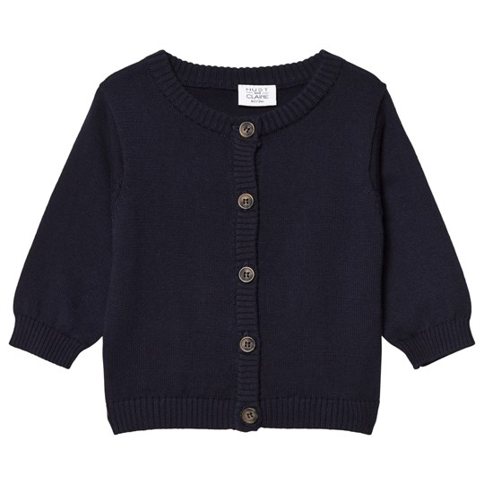 Hust&Claire Clyde Cardigan Navy Navy
