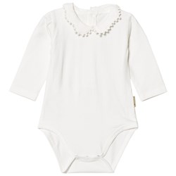 Hust&Claire Belma Baby Body Ivory